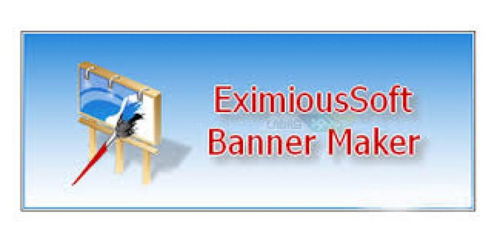 EximiousSoft Banner Maker