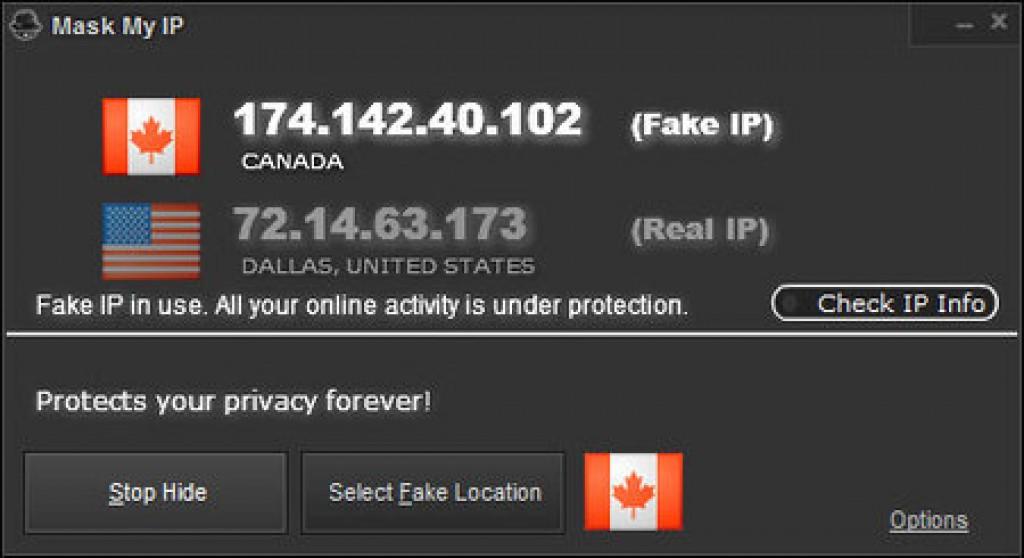 Mask My IP