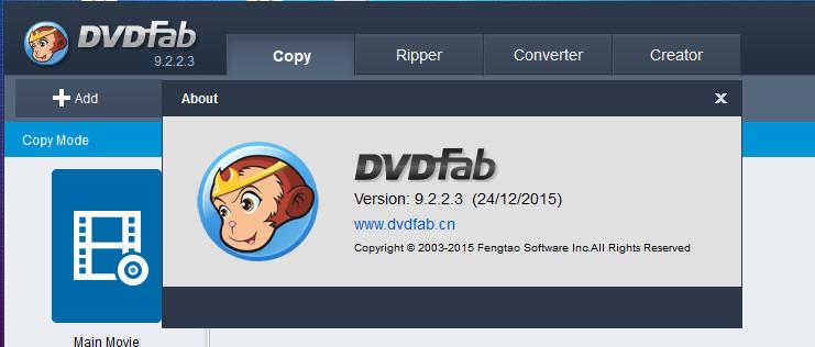 DVDFab 9.2.2.3 Crack - Crack 4 Soft