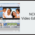 NCH VideoPad Video Editor 4.48 Crack Download Free