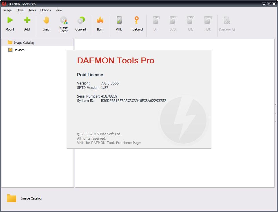 DAEMON Tools Pro 2017